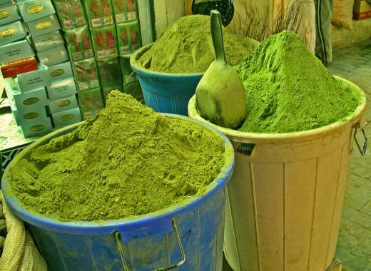 Henna Powder for Holi