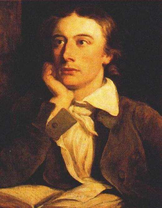 John Keats, Romantic Poet