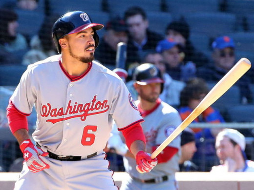 Anthony Rendon has taken over the role of being the Nationals best offensive star heading into 2015.