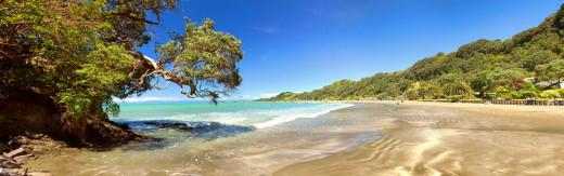 Whakatane in New Zealand.