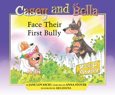 """Casey & Bella Face Their First Bully"