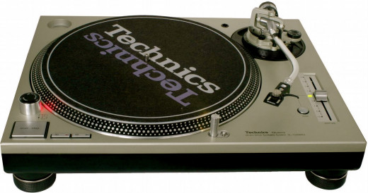The most popular turntable in the DJ world.