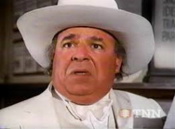 "Sorrel Brooke as ""Boss Hogg"""