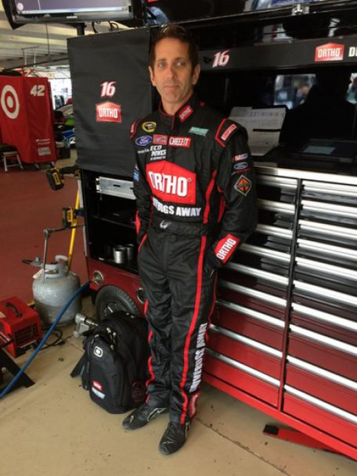 Will Biffle be able to fly the Roush flag high in Las Vegas?