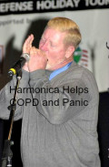 Breathe Better - Help COPD and Panic With Harmonica