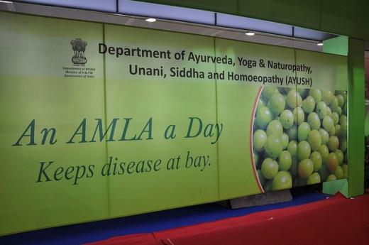 'An Amla a day, keeps disease at bay'