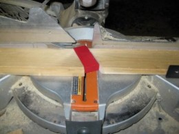How to cut the diagonal blocks even and safely every time
