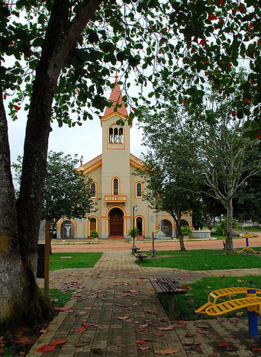 Igrejade São Sebastião