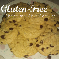 Krusteaz Gluten-Free Chocolate Chip Cookies