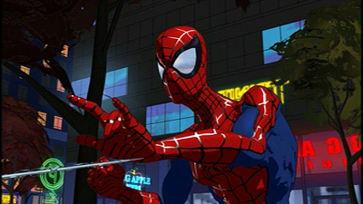 Spider-Man from The New Animated Series