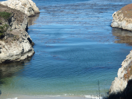 China Cove, Point Lobos State Natural Reserve.