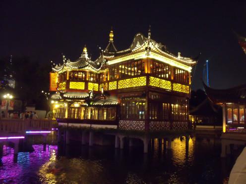 Maison du thé (Lao Shanghai).