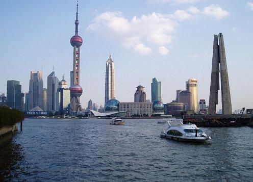 Shanghai Pudong