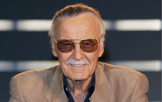 """""""You can't copy me! I'm Stan Lee!"""""""