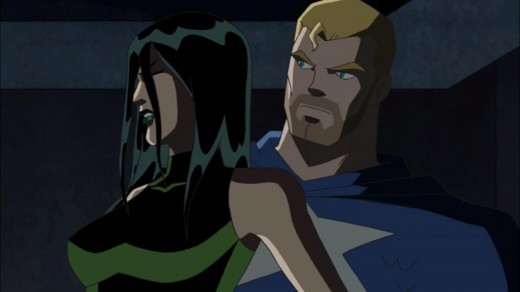 """""""Dang it Viper, we can't afford to fight each other here. It's not Hydra or S.H.I.E.L.D or the Avengers anymore, right now it's human beings versus aliens. Whose side are you on?"""""""