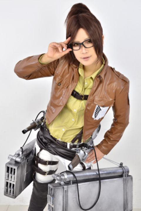 Cosplayer: Reika