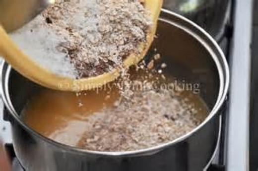 Add Oatmeal
