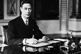King George VI of Great Britain