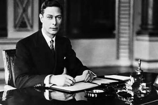 King George VI of Great Britain