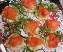 Healthy Party Appetizers