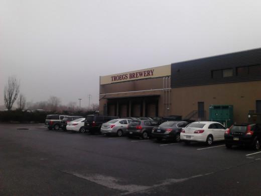 Troegs Brewery in Hershey, PA