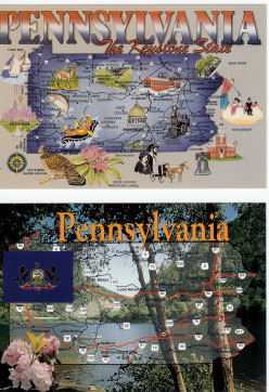 Pennsylvania: PA is the Day Trip State