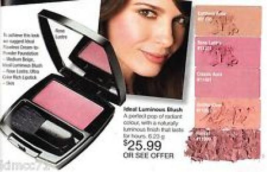 Ideal Flawless Blush