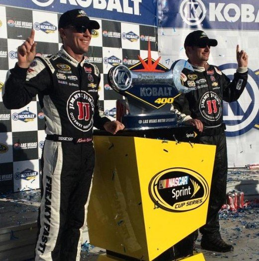 Harvick and Childers have made a formidable team since joining forces at SHR