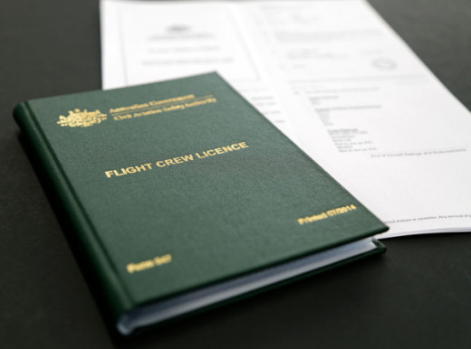 CASA flight crew licence