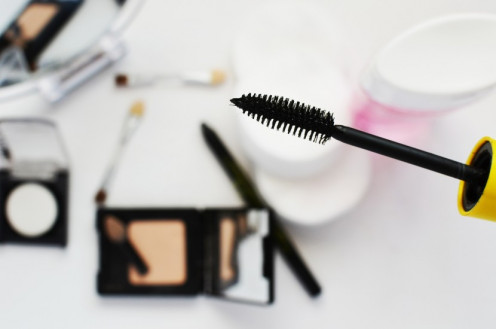 Mascara! A must-have all year round