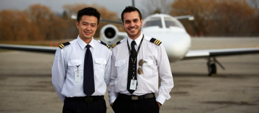 A Commercial Pilot License (CPL) & The Air Transport Pilot Licence (ATPL) are major requirement for airline pilot careers