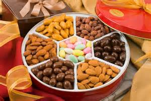 Assorted Nut Tray