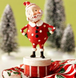 25 Fun and Creative Santa Claus Craft Ideas
