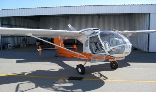 Seabird Seeker (SB7L-360 Seeker 2) is a light observation aircraft built by Seabird Aviation Australia Pty Ltd of Australia and Seabird Aviation Jordan
