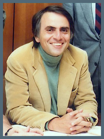 Carl Sagan - Astrophysicist