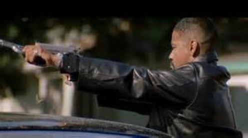 Alonzo Harris is a lead detective who robbed and killed illegally and with impunity. His brutal tactics were as bad as the thugs on the streets.