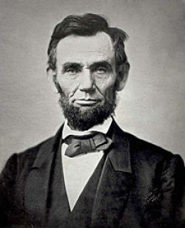 President of the United States, Abraham Lincoln