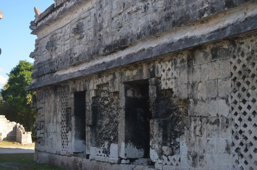 The Nunnery at Chichen Itza