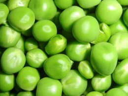 Flours made from peas or beans are nutritious and are useful in gluten-free baking.