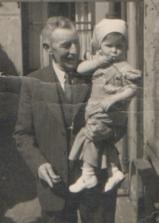 Maternal Grandfather and Me