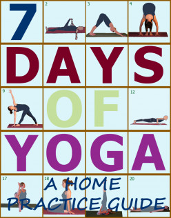 Seven Days of Yoga | A Home Yoga Practice