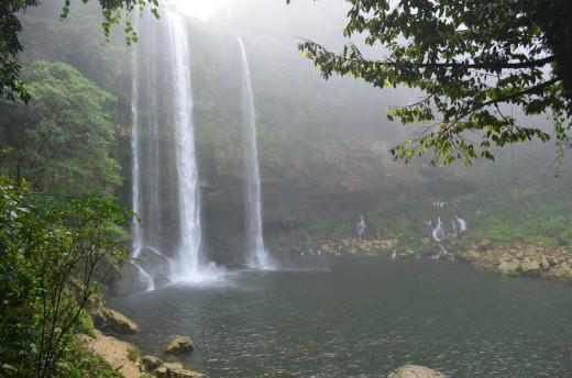 Cascada Misol Ha