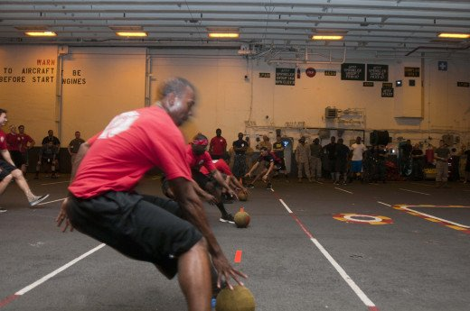 Individuals of all ages now enjoy playing dodgeball for fun and exercise.