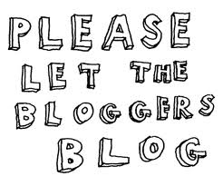 Blogging is for bloggers. Not for money earners