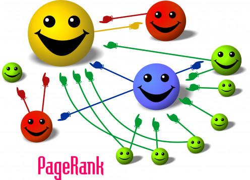 The more high-quality backlinks that there are to a website, the higher it is likely to rank in search results as each backlink is a positive signal for that content