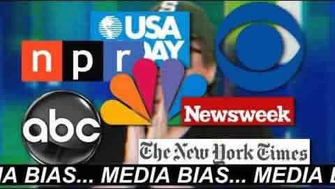 All media are biased one way or another, It just depends on what side their CEO's support.