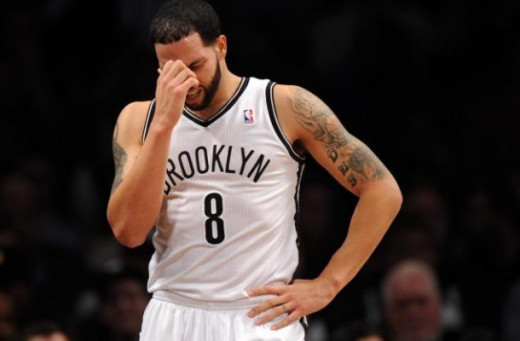 What happened to former All Star Deron Williams?