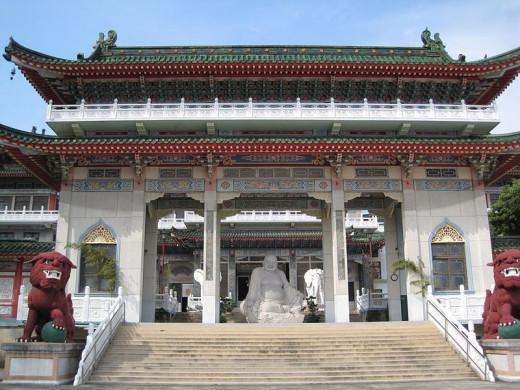 Zhuxi Temple, Tainan, Taiwan