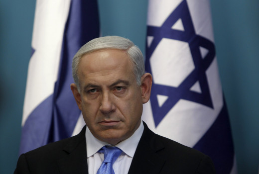 Bibi: friend or foe? Either way, I don't like the way he's looking at me.