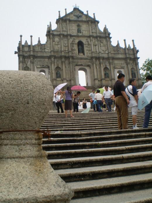 St. Paul's, Macau.